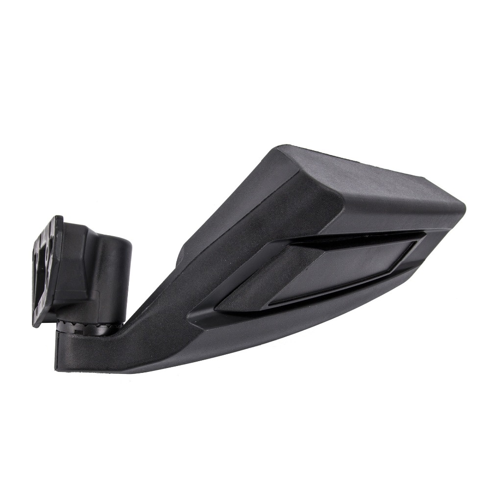 UTV Adjustable Rear View Mirrors Rearview mirror For Can Am Maverick X3 2017 2018 For Suzuki Quadracer 450 2006 2007 2008 2009