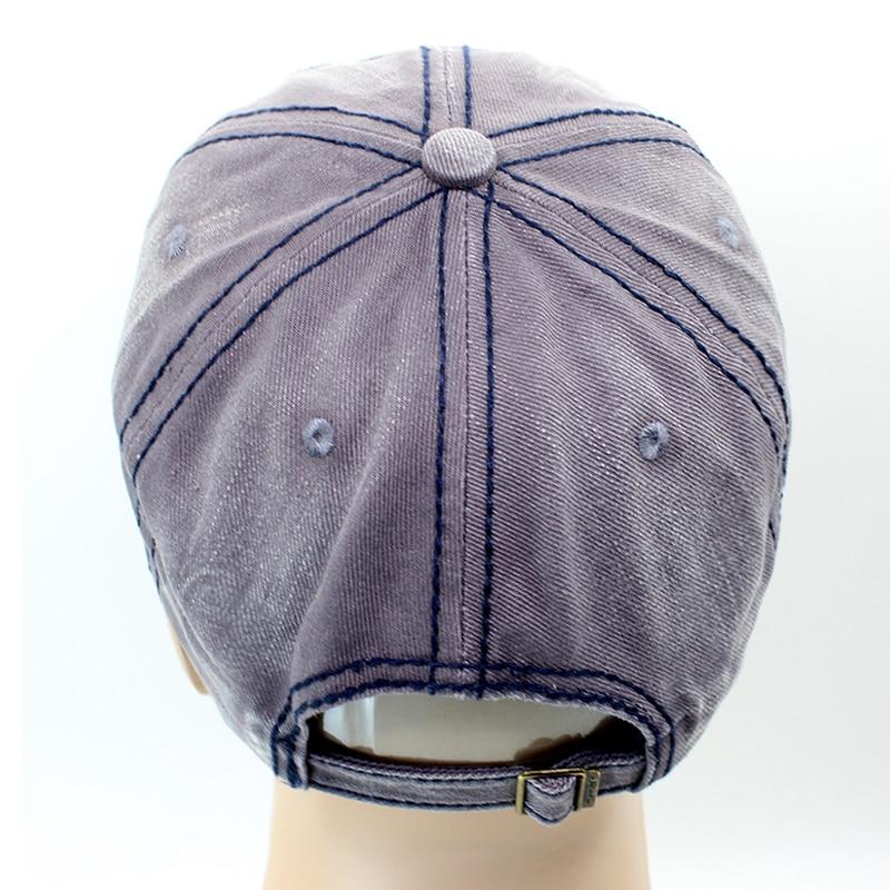 100% բամբակյա բեյսբոլի գլխարկ Snapback - Հագուստի պարագաներ - Լուսանկար 4