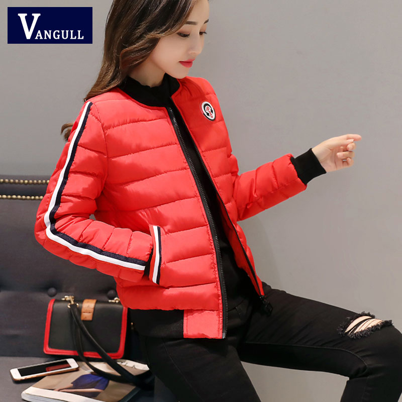 New Autumn Winter Jacket Coat 2017 Women Parka for Woman Clothes Solid Short Jacket Slim Women's Winter Jackets And Coats olgitum new autumn winter jacket coat women parka woman clothes solid long jacket slim women s winter jackets and coats cc107