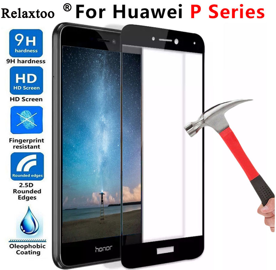Tempered Glass for Huawei P9 Lite Mini Protective Glass for P9 P8 Lite 2017 Screen Protector P9lite Mini 9lite P8lite light Film-in Phone Screen Protectors from Cellphones & Telecommunications