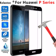 Tempered Glass for Huawei P9 Lite Mini Protective Glass for P9 P8 Lite 2017 Scre