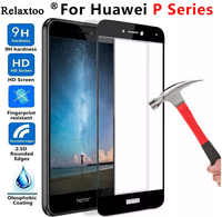 Vidrio templado para Huawei P9 Lite Mini vidrio Protector para P9 P8 Lite 2017 Protector de pantalla P9lite Mini 9lite P8lite película de luz