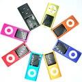 Высокое Качество 1.8 дюймов поддержка 32 ГБ mp3-плеер Музыка играет 4-й поколения с fm радио видео плеер Электронная Книга mp3 музыкальные плееры 9 цвет