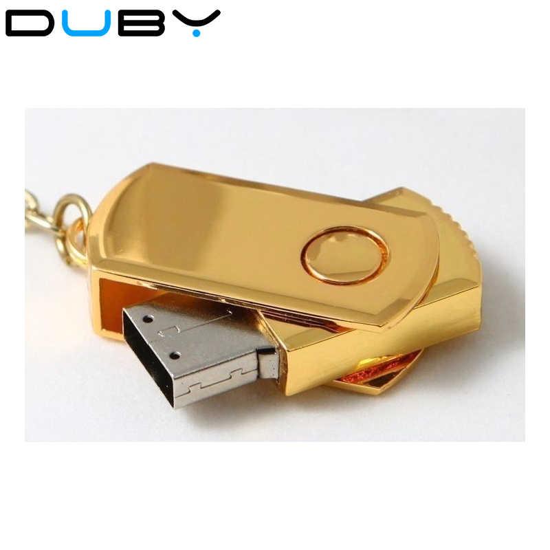 جودة فلاش بطاقة الدورية المعادن محرك فلاش Usb 64 GB 32 gb الفولاذ المقاوم للصدأ usb فلاشة على هيئة قلم 2 تيرا بايت 2.0 Usb