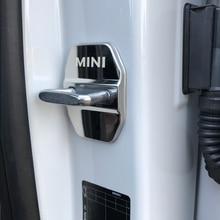 2 шт. для Mini Cooper Countryman clubman F54 F56 F55 F60 R60 R61, автомобильные аксессуары, крышка дверного замка, эмблема, наклейки