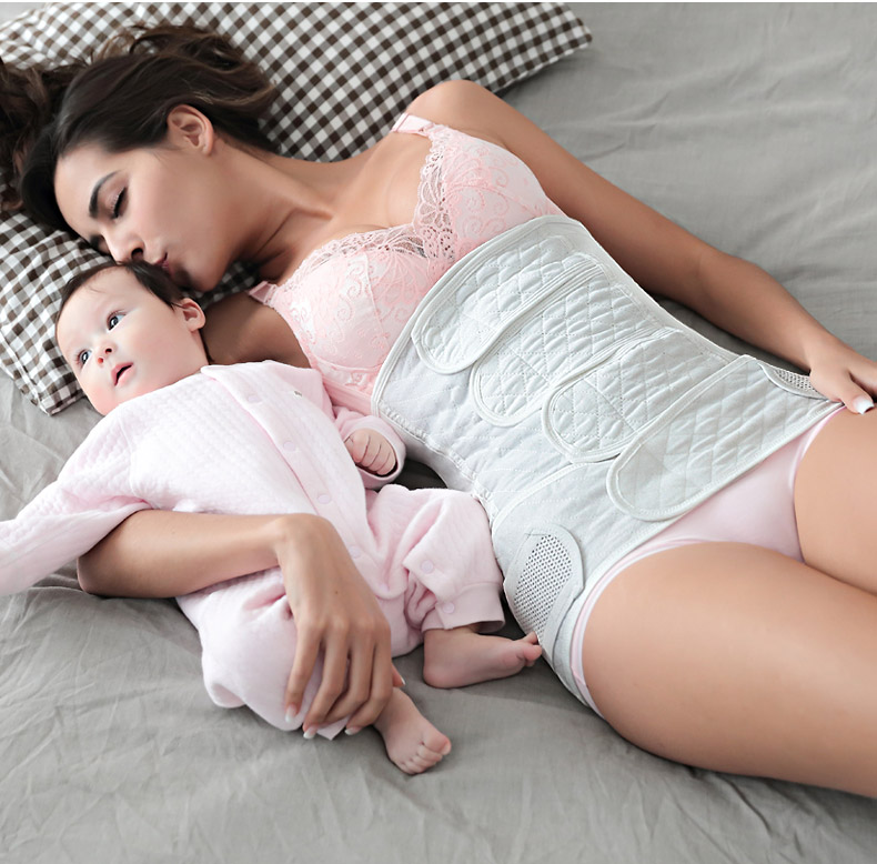 MUQIAN maternity belly bands restore body postpartum support maternity Pregnant women peivis belt Abdomen belt font