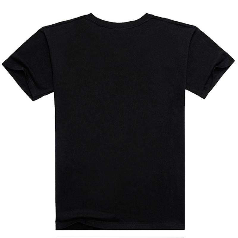 [Mænd ben] Dragon Skull Wolf trykt t-shirt mænd herre top kvalitet - Herretøj - Foto 2