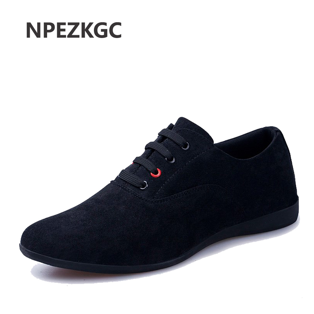 Spring Autumn Men Shoes Fashion Low Casual Shoes Men Canvas Shoes High Quality Black Dress Shoes