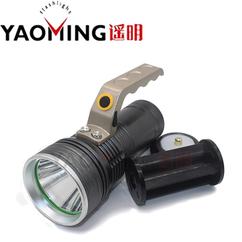 Led linternas CREE Q5 High Power Waterproof Searchlight Outdoor Flashlight Torch Lamp Hand Light by 2*18650 Patrol Lights high power cree led hand lamp focus adjustable outdoor camping searchlight waterproof rechargeable hand lamp by 2 18650 torch