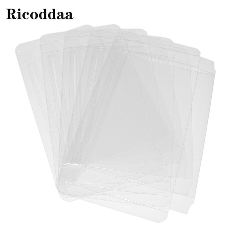 10pcs/lot Clear Transparent Game Card Cartridge For N64 Cartridge Protector Game Card Plastic PET Case Boxes For N64 Accessories image