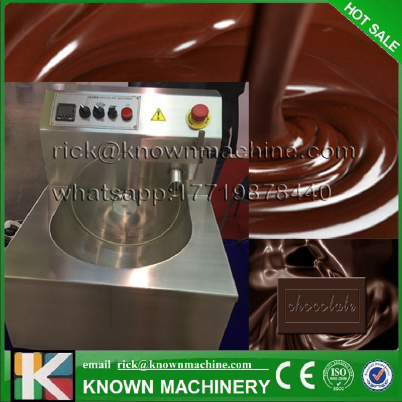 The CE certified 304 stainless steel 8kg /h chocolate tempering machine / chocolate melting machine / chocolate melter  цены