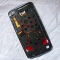 Blue Housing Screen Panel Frame  Replacement  Parts For Motorola Nexus X/XT1100 XT1103 XT1100_HouBan_Lan