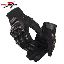 PRO-BIKER Motorcycle Gloves Moto Motocross Gloves Riding Racing Tactical Motorbike Gloves Motorcycle Men Women Protective Gear