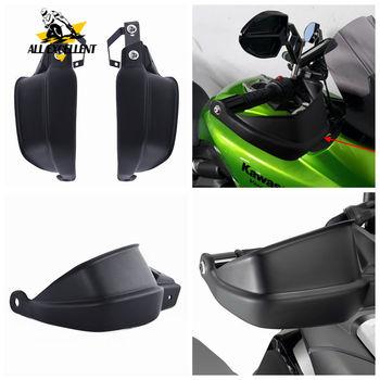 Dla Kawasaki Versys 650 1000 Z900 Motocycle rękojeść straż protector osłonki na kierownicę tarcze hamulcowe sprzęgło szyby tanie i dobre opinie ABS Plastic + Steel Mount Falling ochrona