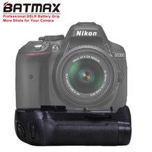Batmax – poignée de batterie pour appareil photo Nikon D800 D800E D810 DSLR, fonctionne avec 8 ou 8 piles AA