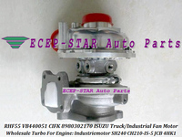 RHF55 VB440051 CIFK 8980302170 Turbo Turbocharger For ISUZU Truck Industrial Motor Industriemotor SH240 CH210 IS 5 For JCB 4HK1