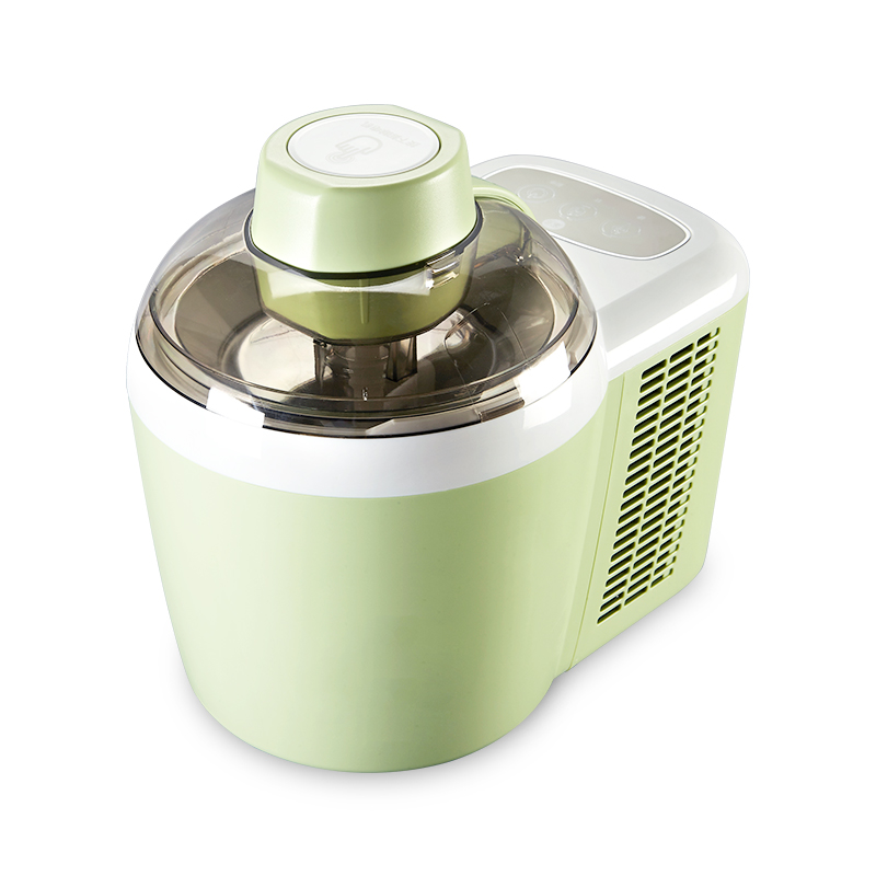 Household more honey ice cream fruit ice cream machine children DIY ice cream machine edtid ice cream machine household automatic children fruit ice cream ice cream machine barrel cone machine