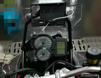 bike GP mobile phone Navigation bracket USB phone charging for BMW F800GSA /ADVENTURE