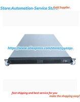 1U בקרה תעשייתית מארז שרת IDC קרוואן שרת מארז 540mm ארוך ATXPC לוח-במסכים מתוך מוצרי אלקטרוניקה לצרכנים באתר