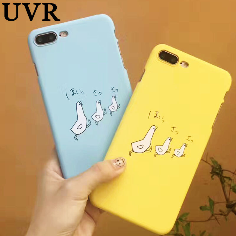 coque iphone 7 poussin