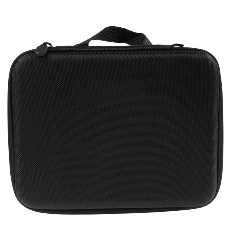 ALLOYSEED Sports Camera Case Bag Protective Storage Bag Carry Case for Xiaomi Yi Gopro Hero 5 4 Sjcam Sj4000 Action Camera