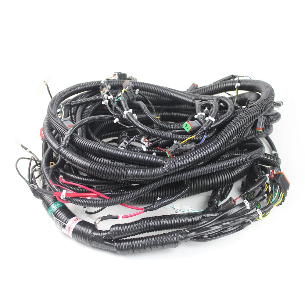 Buy Excavator Wiring Harness And Get Free Shipping On Komatsu Excavators Diagram