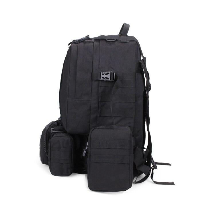 ROCKBROS Bicycle Bag Waterproof Outdoor Sports Bag Travel Hiking Camping Bike Backpack Casual School Backpack Fishing Gym Bag - 4