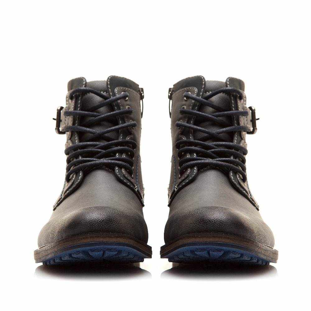11 Shoe Size Warm Fluff Winter Boots Russian Style Handmade Comfortable Men Winter Snow Boots