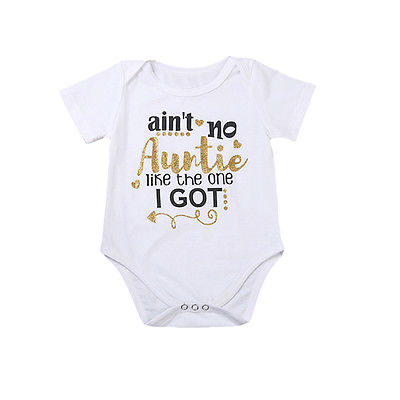 Helpful Infant Newborn Baby Girls Boys Romper Jumpsuit Clothes Outfits 0-18m