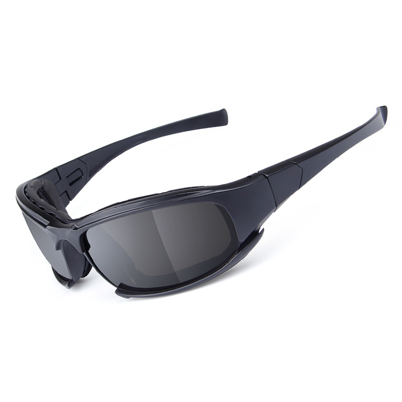 Car Motorcycle Driver Glasses Sunglasses Polarized Shooting Airsoft EyewearMen Eye Protection Windproof Vision Goggles Men Women