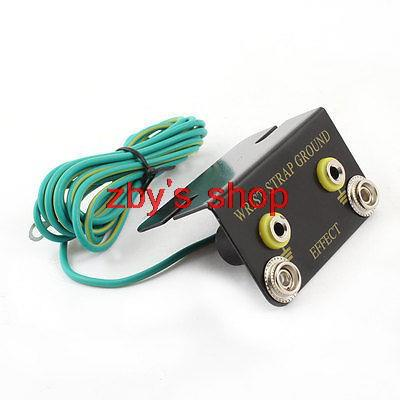 Imported From Abroad Esd Dual Banana Plug Ground Socket Green For Anti Static Wrist Strap Armband Cheap Sales 50%