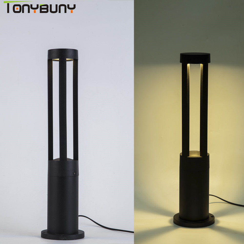 Newest High Lumen Outdoor Led Garden Light IP65 Waterproof Outdoor Led Lawn Lamp