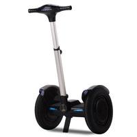 16 km/std Max Geschwindigkeit 2 Rad Smart Elektrische Selbst Balance Roller mit Griff Hoverboard elektrische bord skateboard scooter-in Selbstbalancierende Scooter aus Sport und Unterhaltung bei