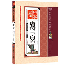 Three hundred Tang Poems 300 Poems with Pinyin / Chinese Traditional Culture Book for Kids Children Early Education цена 2017