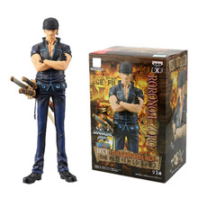 Christmas Toy Gift Hot Japan Anime ONE PIECE Action Figure Collection ONE PIECE FILM GOLD Roronoa Zoro Model Dolls Decorations
