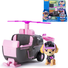 New Genuine Paw Patrol Toy Set Skye Have Box Apollo Everest Ryder Action Figure Anime Model  PVC for Children Gift
