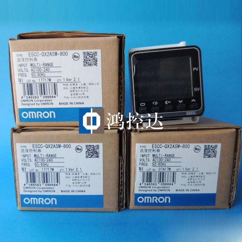 New original temperature controller E5CC-QX2ASM-800 replaces E5CZ-Q2MT temperature controllerNew original temperature controller E5CC-QX2ASM-800 replaces E5CZ-Q2MT temperature controller