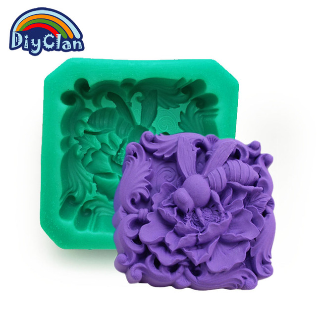 Diy Silicone Molds For Cake Jelly Dessert Chocolate Mould Rustic