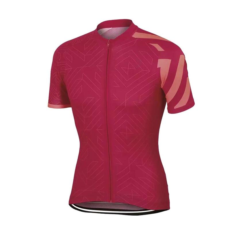 NEW Summer jersey kit bike wear men short sleeve cycling jersey set bib shorts Gel Pad Cycling clothing MTB ropa Ciclismo