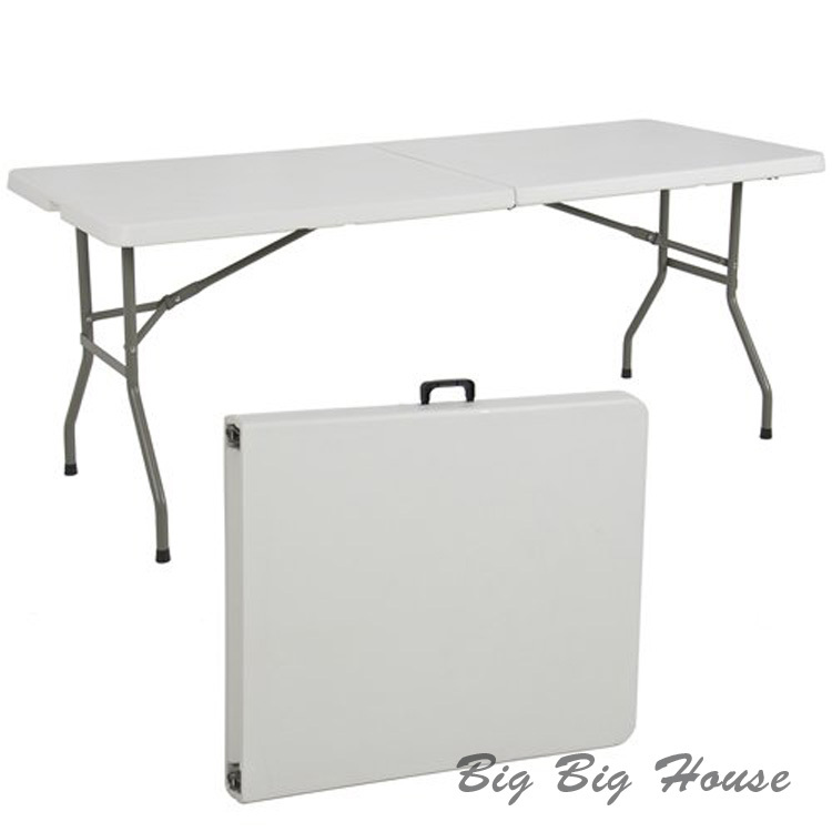 Perfect Table Foldable Picture More Detailed About Folding. Mainstays 6 Fold In Half  ...