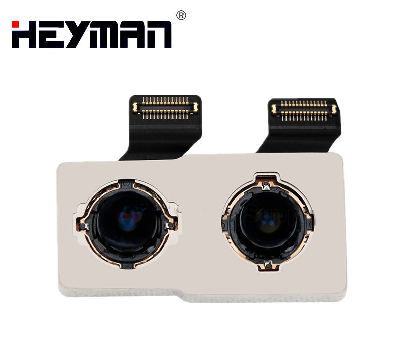 Heyman Modulo Della Macchina Fotografica Per il iphone di Apple X Posteriore di Fronte Fotocamera Modulo parti di Ricambio