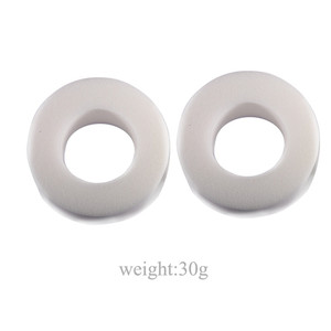 Image 2 - Губчатая прокладка для колес 1 пара 1:1 для trx4/scx10/scx 1,9 дюйма/2,2 дюйма, закаленная губка для пены радиоуправляемые гусеничные машины деталей