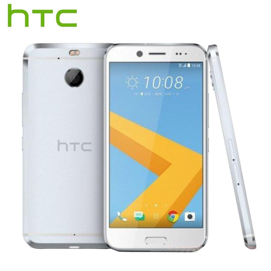 Original HTC 10 EVO 4G LTE 5.5 inch Mobile <font><b>Phone</b></font> 3GB RAM <font><b>32GB</b></font>/64GB ROM Snapdragon 810 16MP Android 7.0 Fingerprint Smartphone