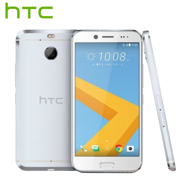 Оригинальный htc 10 EVO 4 г LTE 5,5 дюймов мобильный телефон 3 ГБ Оперативная память 32 ГБ/64 ГБ Встроенная память snapdragon 810 16MP Android 7,0 отпечатков пальцев Смартфон