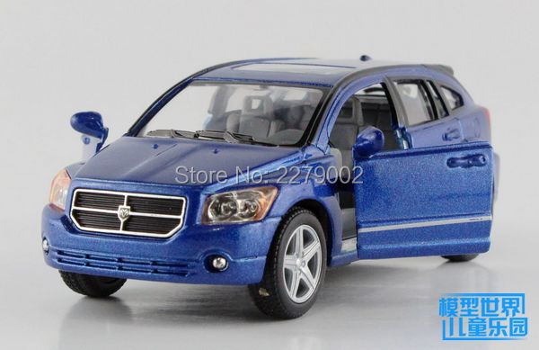 Kinsmart Diecast Model 1 34 Scale Dodge Caliber Suv Toy Pull Back