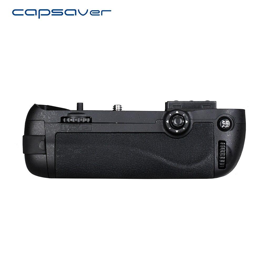 Многофункциональная Вертикальная Батарейная ручка capsaver для NIKON D7100 D7200 сменный
