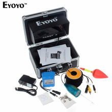 Eyoyo Original 15m Professional Fish Finder Underwater Fishing Video Camera 7″ Color HD Monitor 1000TVL HD CAM Lights Control