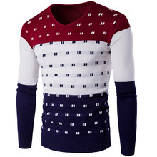 2017 New Spring Fashion Colorful Men Sweater Male Cardigan Casual Cool Thin Boy Clothing Red Green Gray Y254