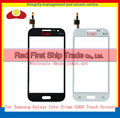 "High Quality 4.5"" For Samsung Galaxy Core Prime G360 G360H G360F Touch Screen Digitizer Sensor Front Glass Lens Black White"