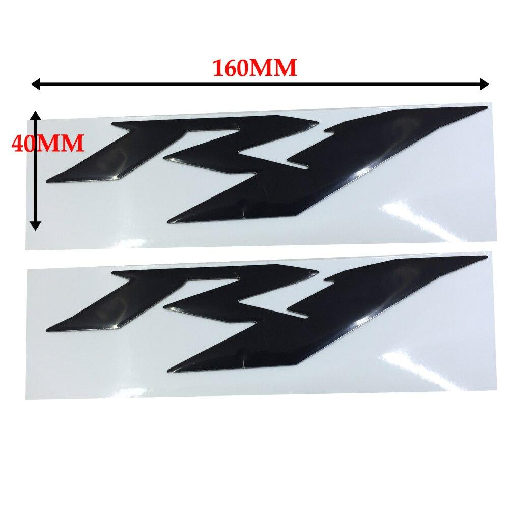 2 Logo Stickers XMAX 3D NOIR NEUF emblème yamaha autocollant